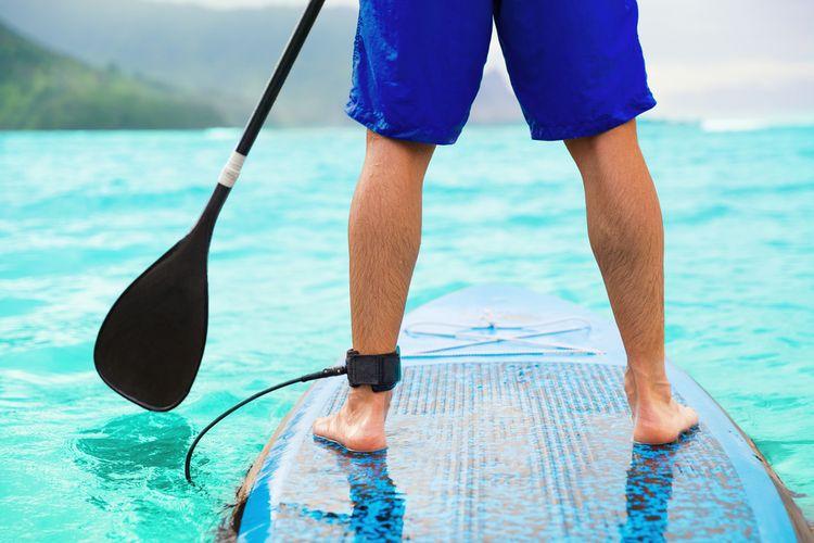 Ako vybrať paddleboard podľa šírky