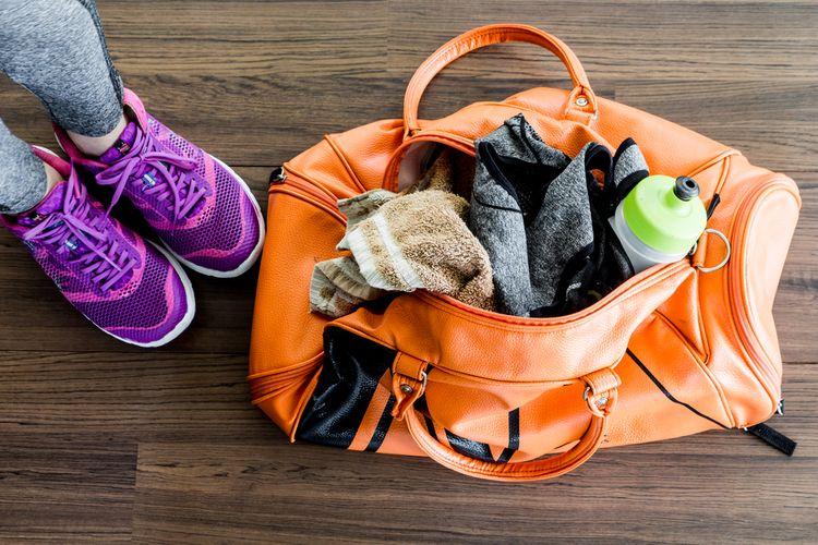 Ako si vybrať športovú tašku?