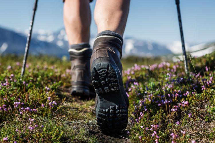 Ako vybrať turistickú obuv?