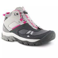 Quechua Crossrock polovysoká turistická obuv