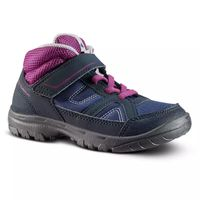 Quechua MH100 detská polovysoká obuv