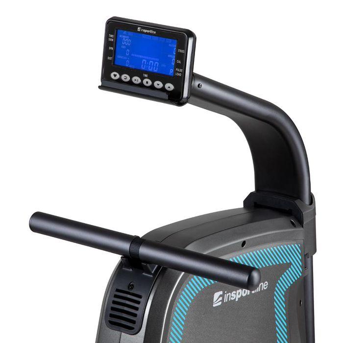 Monitor veslovacieho trenažéra inSPORTline inCondi RW600