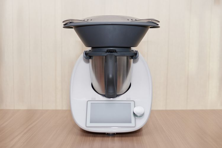 Parný mixér 2v1