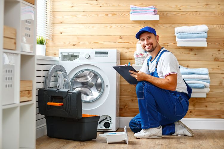 Problémy s práčkou – riešenie