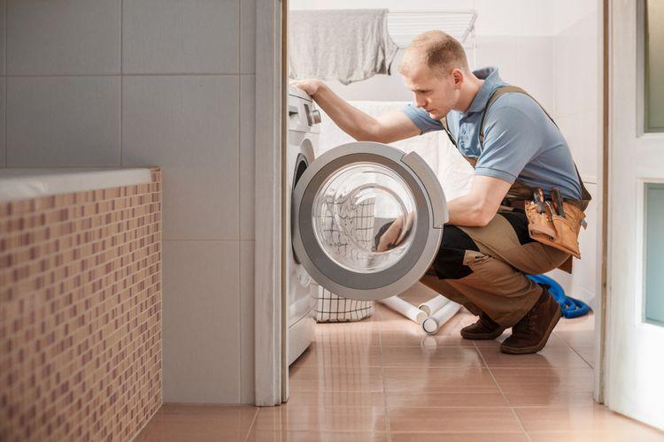 Chybové kódy práčky Bosch