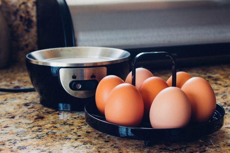 Ako vybrať varič vajec