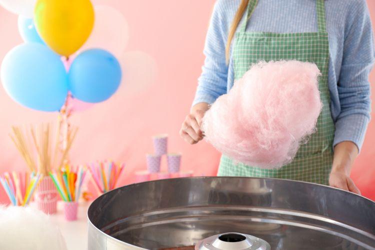 Ako vybrať výrobník cukrovej vaty?