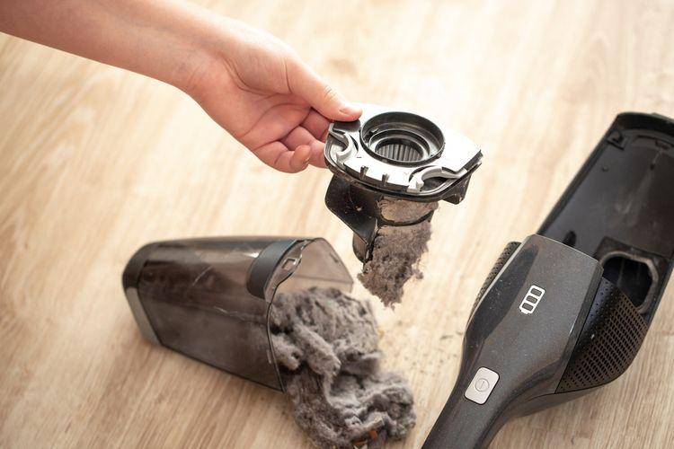 Ako vyčistiť filter a hadicu od vysávača? Údržba vysávača vplýva na jeho životnosť