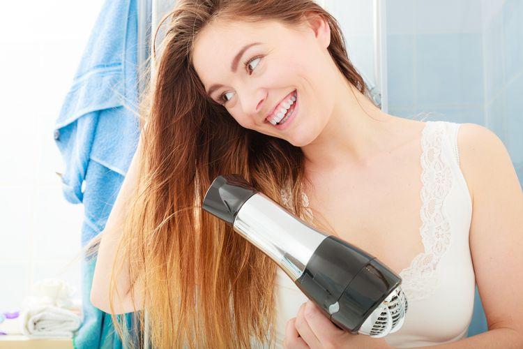 Ako vybrať fén na vlasy