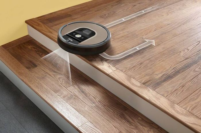 iRobot Roomba 966 senzory