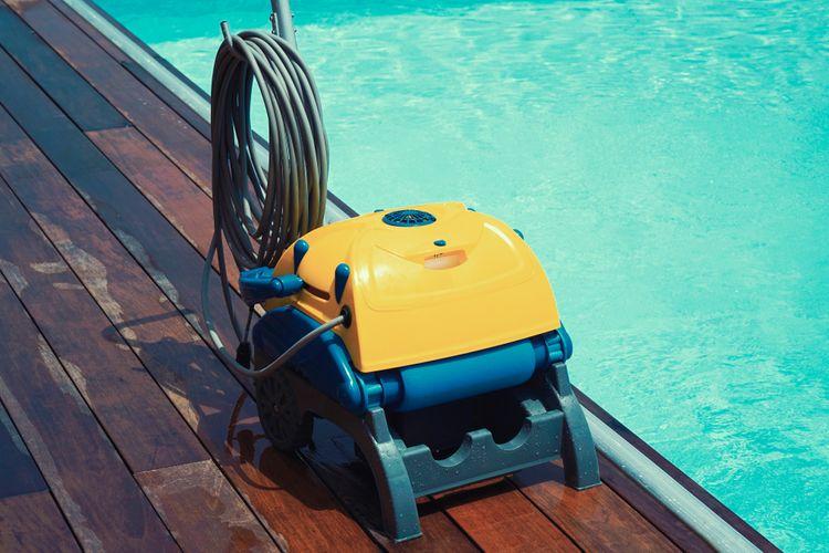 Ako vybrať bazénový vysávač?