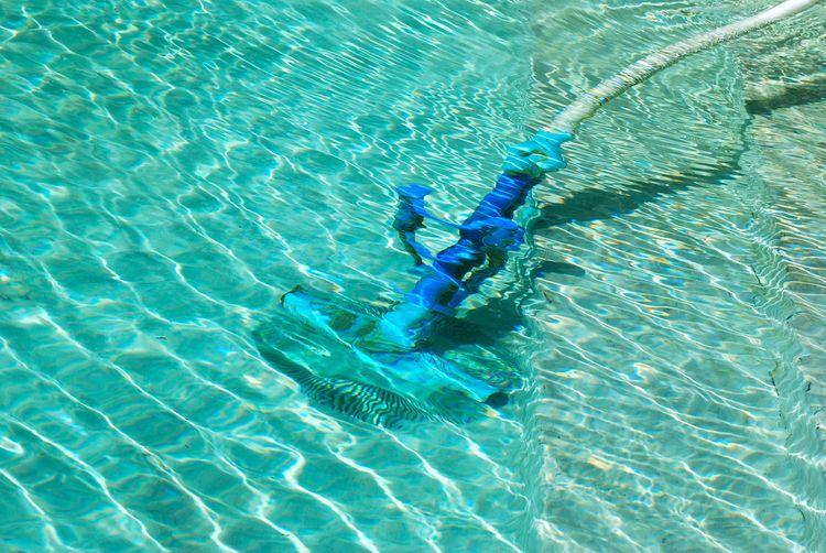 Tlakový vysávač do bazéna