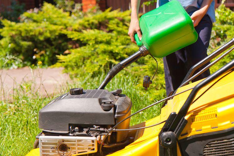 Ako vybrať benzínovú kosačku