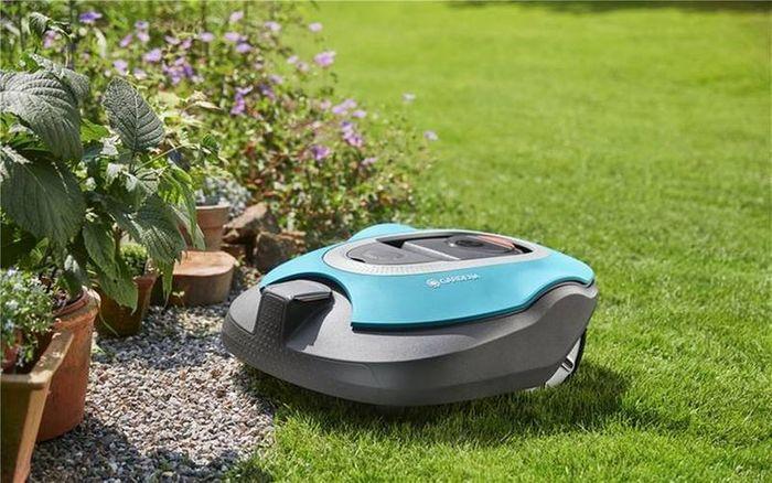 Robotická kosačka Gardena Sileno city 250