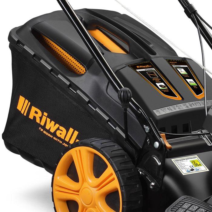 Riwall PRO RPM 5135 kôš na trávu
