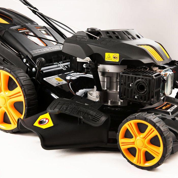 Benzínová kosačka Riwall PRO RPM 5135