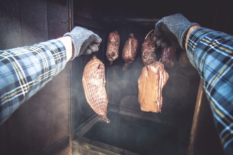 Udiareň na mäso