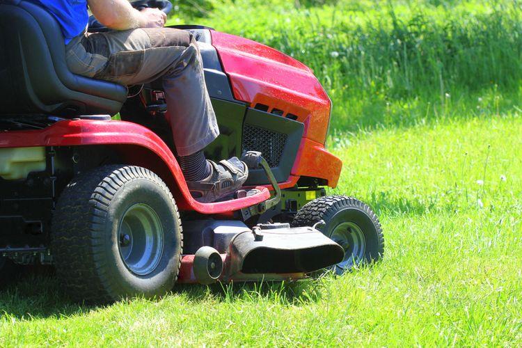 Ako vybrať záhradný traktor