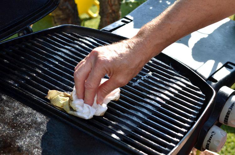 Ako vyčistiť plynový gril