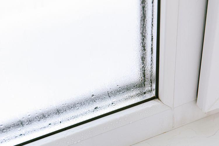 Zarosené okná – vlhkosť v byte