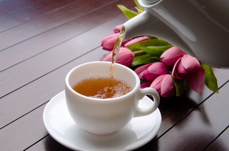 Čajník/čajová kanvica