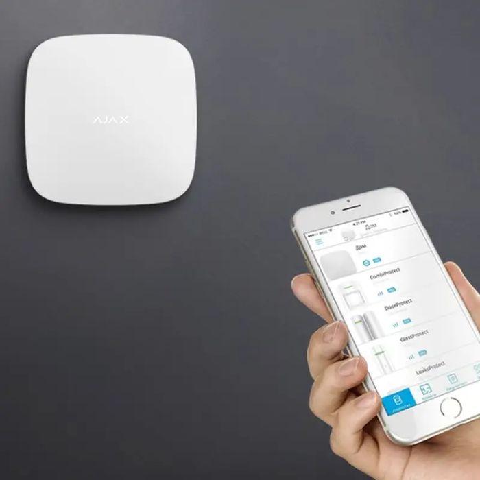 Domový alarm Ajax StarterKit s Wi-FI