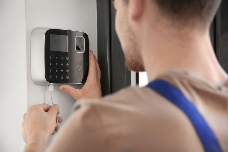 Inštalácia bezdrôtového domového alarmu