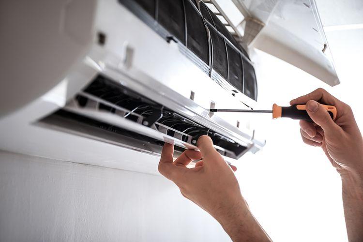Inštalácia nástennej klimatizácie