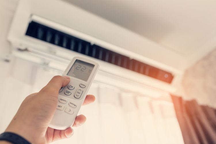 Ovládanie nástennnej klimatizácie