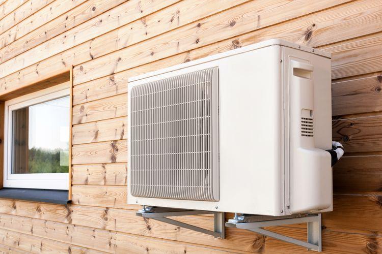 Nástenná jednotka vonkajšej klimatizácie