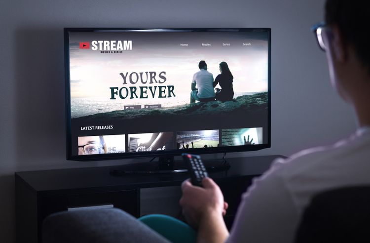 Streamovacie služby v Android TV