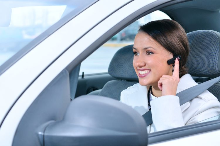 Bezdrôtové handsfree do auta