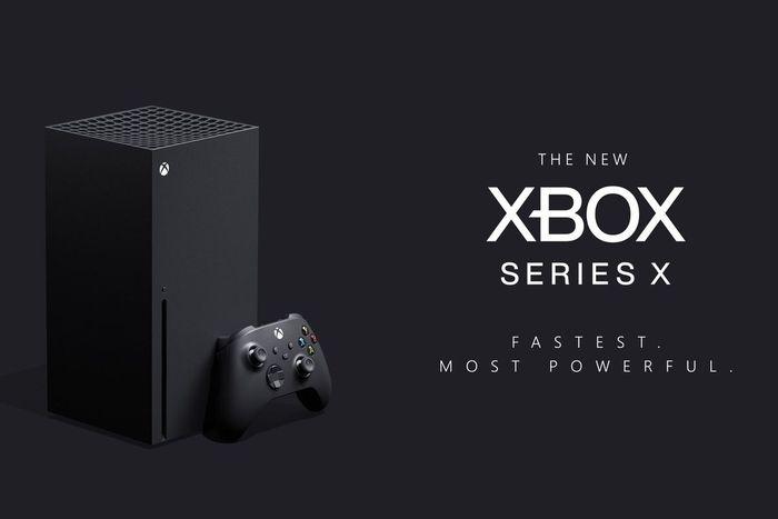 Herná konzola Microsoft Xbox Series X