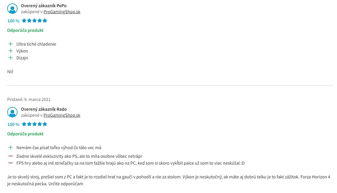 Recenzie a skúsenosti s hernou konzolou Microsoft Xbox Series X