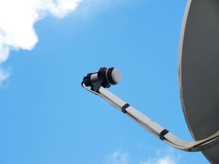 Satelitný LNB konvertor