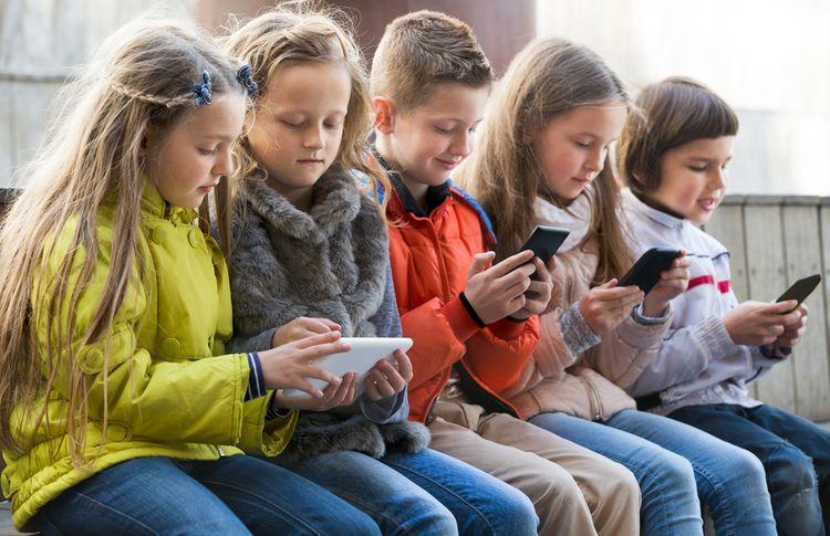 Ako vybrať mobilný telefón pre dieťa