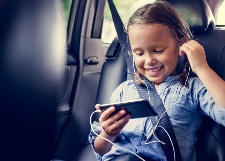 Pamäť detského telefónu