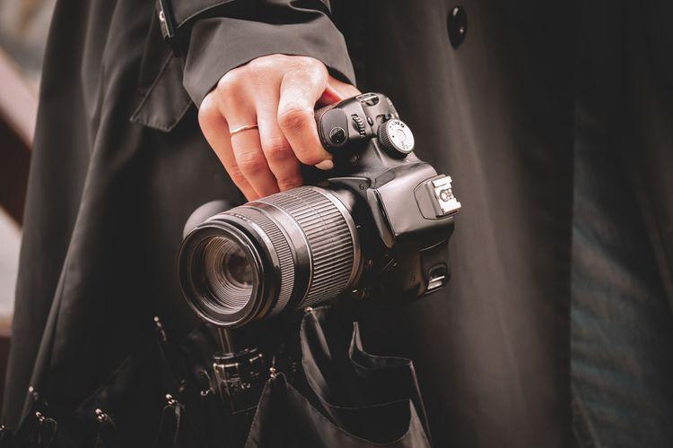 Fotoaparát so zoom objektívom
