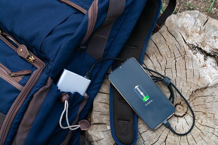 Výdrž batérie powerbanky