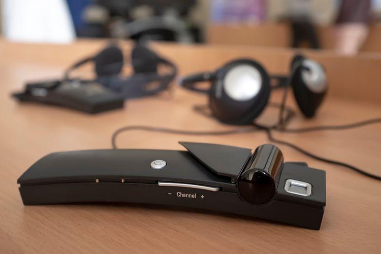 Hlasový prekladač do ucha