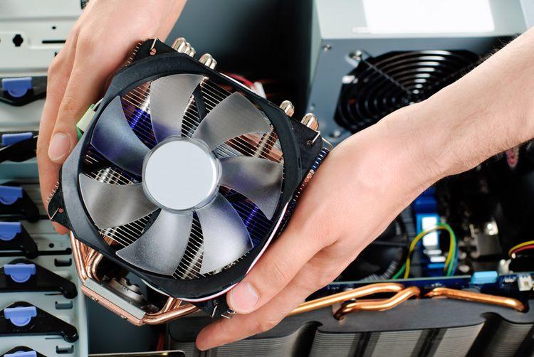 Ako vybrať chladič na procesor
