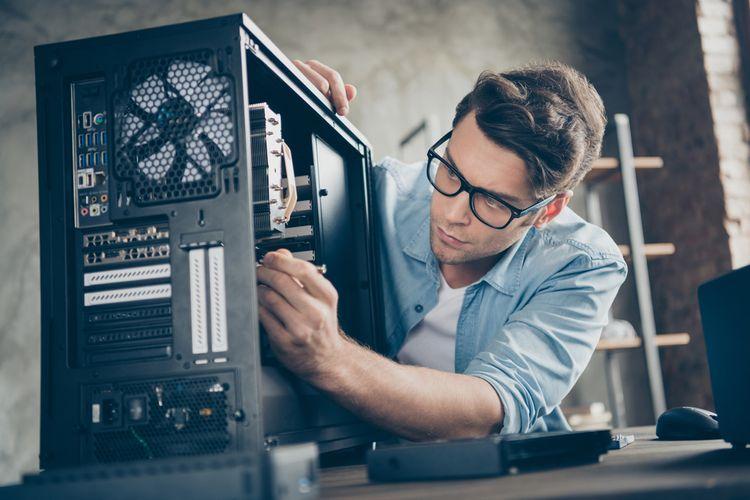 Chladič na PC