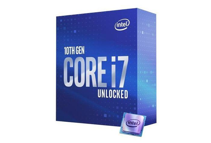 Intel Core i7-10700K recenzia