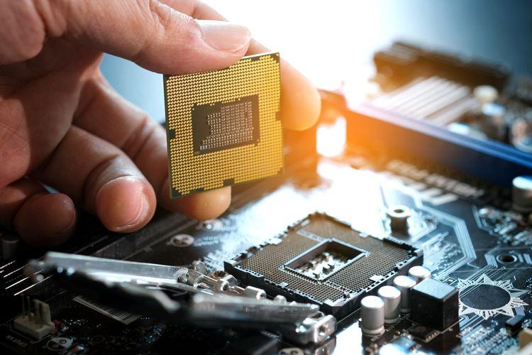 Výmena procesora v počítači