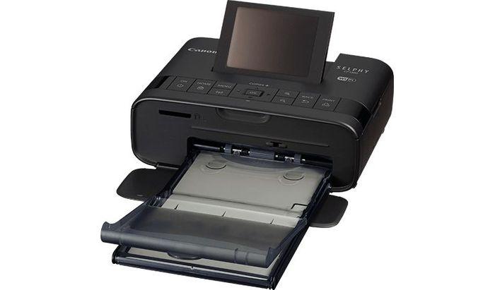 Tlačiareň Canon Selphy CP-1300 recenzia