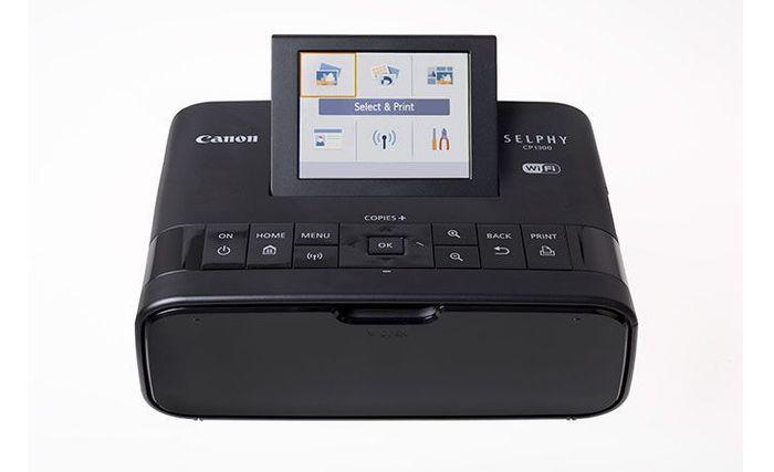 Canon Selphy CP-1300 recenzia