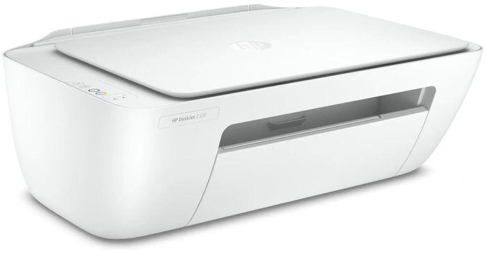 Čiernobiela a farebná tlačiareň v 1 HP DeskJet 2320