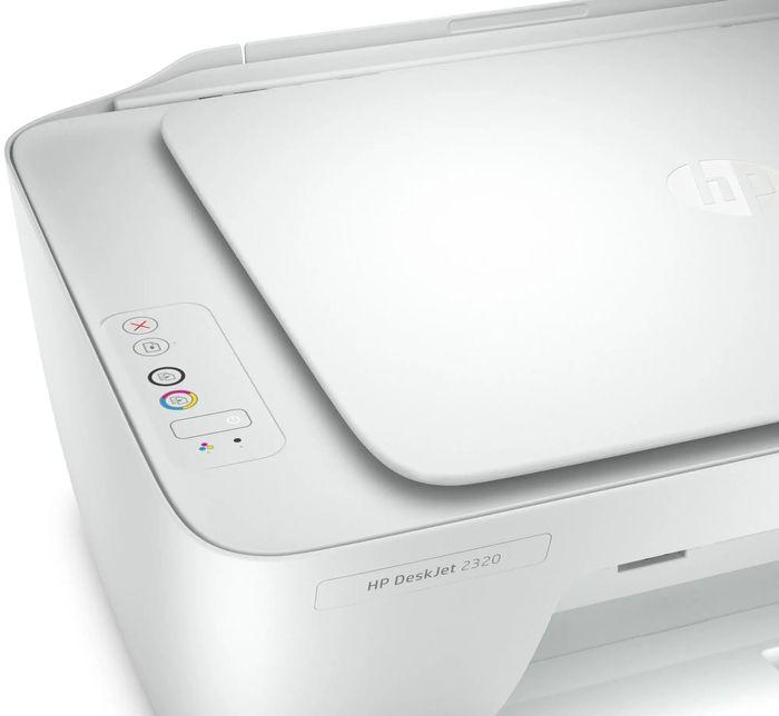 HP DeskJet 2320 ovládanie