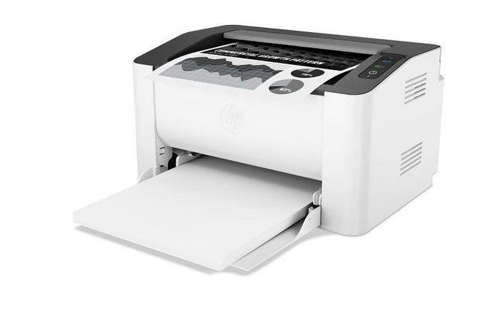 HP Laser 107w recenzia