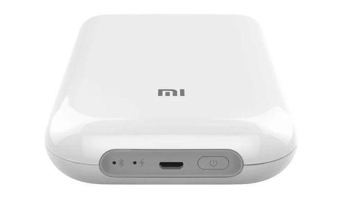 Xiaomi Mi Portable Photo Printer konektivita